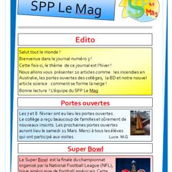 SPP Le Mag n°3