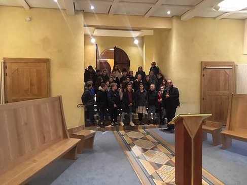 Visite de la maison Saint Yves 14