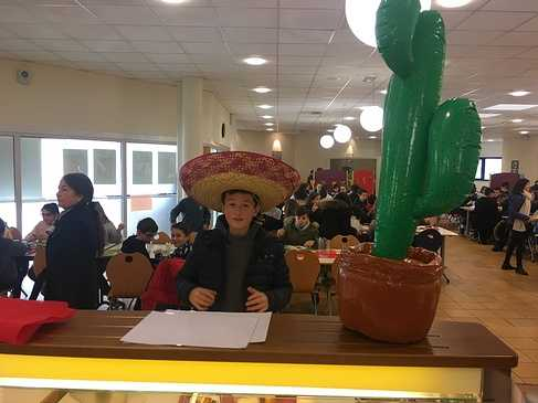 Repas mexicain 0